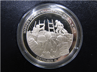 The Official Bicentennial History of the United States Marines Corps Commemorative Medals Set  (Franklin Mint, 1974)