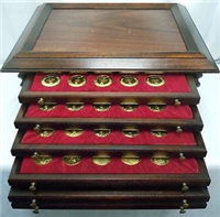 The Masterpieces of Rubens Medals Collection   (Franklin Mint, 1977)