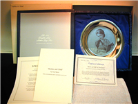 Franklin Mint  Mother's Day by Belskie Plate