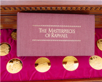 The Masterpieces of Raphael Medals Collection   (Franklin Mint, 1976)