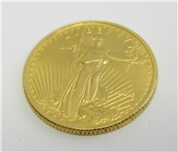USA Uncirculated 1/4 Ounce $10 Gold American Eagle  (U.S. Mint, 1994)