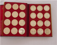 The Thomason Medallic Bible Medals Collection   (Franklin Mint)