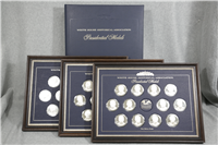 The White House Historical Association Presidential Medals Collection  (Franklin Mint, 1973)