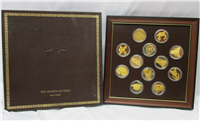 Museum of Gold's El Dorado Medals  (Franklin Mint, 1978)