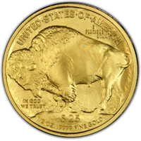 USA 2008  $25 Gold Buffalo