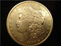 USA  1895-O  Morgan Dollar     (US Mint, 1895)