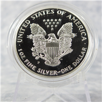 American Eagle Silver Dollar Proof in Box + COA (US Mint, 1993P)