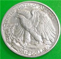 USA 1940S  Walking Liberty Half Dollar