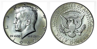 USA 1967P Kennedy Half Dollar