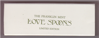 The Love Spoons Collection   (Franklin Mint, 1976)