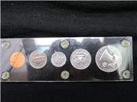 USA  5 Coins Silver Proof Set  (U.S. Mint, 1962)