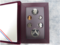 7 Coin Olympic Prestige Proof Set (US Mint, 1988)