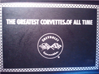 The Greatest Corvettes of All Time Ingots Collection  (Franklin Mint, 1997)