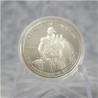 George Washington Silver Half Dollar Proof  (US Mint, 1982)